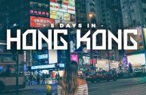 Planning a Trip to Hong Kong