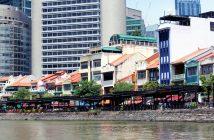 Singapore Boat Quay Restaurant